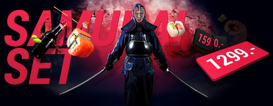 Samurai set